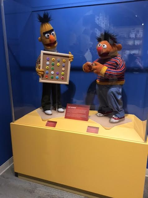 Center for Puppetry Bert and Ernie