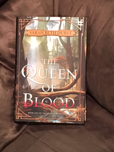 Cover pic Queen of Blood