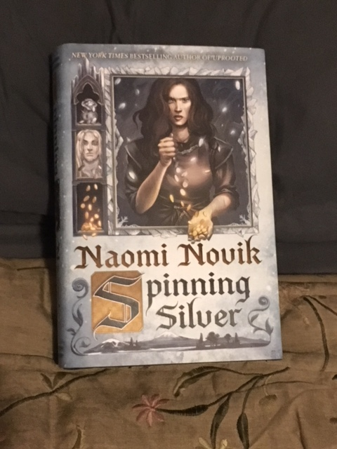 Spinning Silver cover